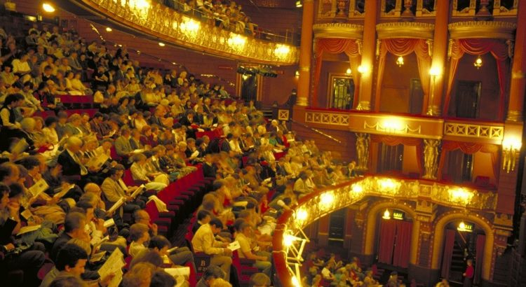best theatres in London